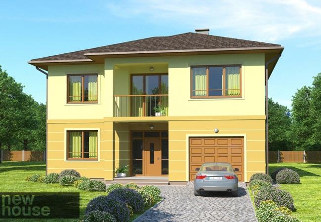 Māju projektu katalogs - Vienas ģimenes mājas - SEPTEMBRIS