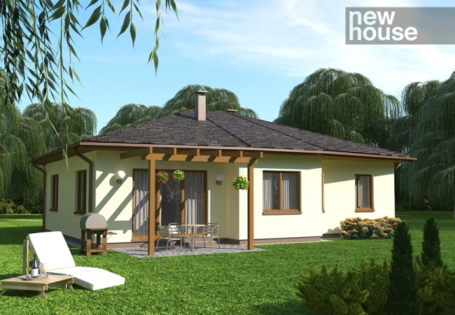 Māju projektu katalogs - Vienas ģimenes mājas - RITA