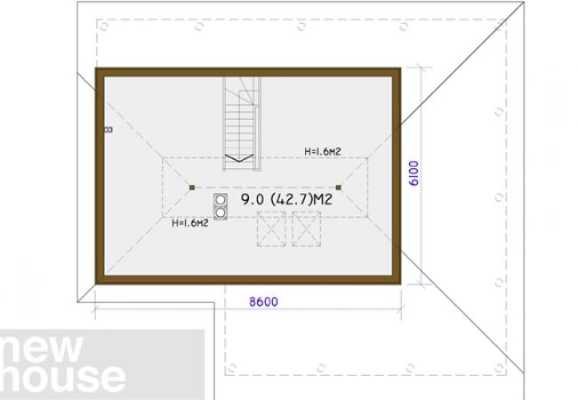 Māju projektu katalogs - Pirts projekti - MARGARITA