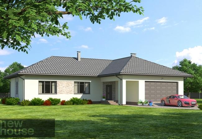 Māju projektu katalogs - Vienas ģimenes mājas - KANDAVA