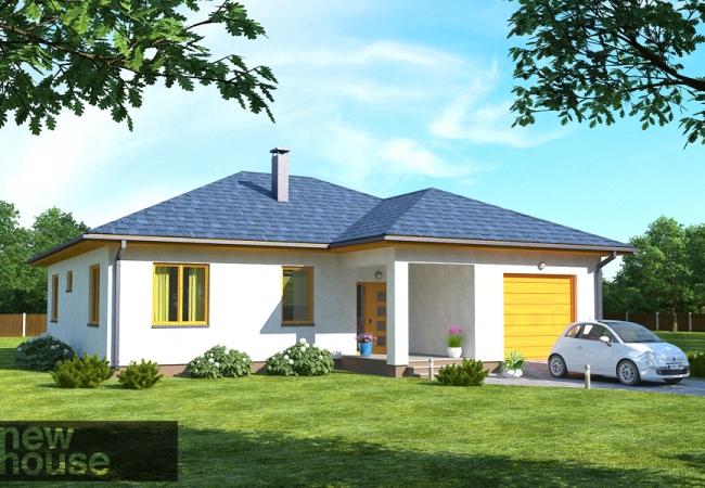 Māju projektu katalogs - Vienas ģimenes mājas - BALDONE
